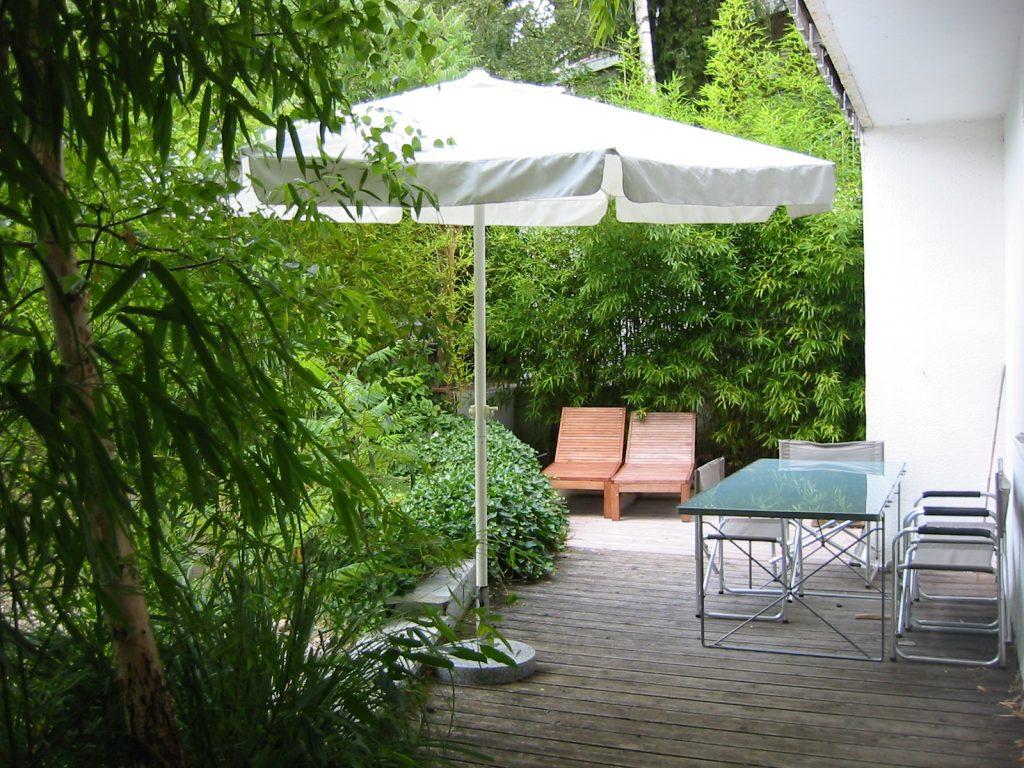 Ferienwohnung am Bambusgarten