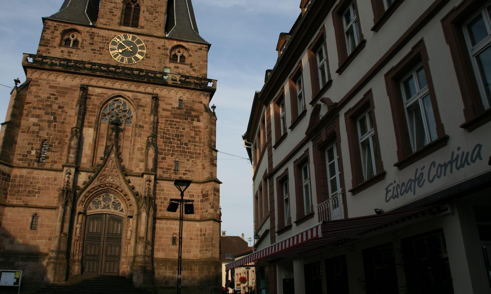 St. Wendeler Dom